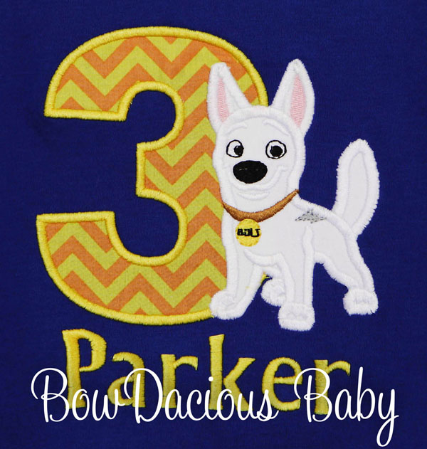 Personalized Bolt Birthday Shirt, Custom, Any Age and Colors