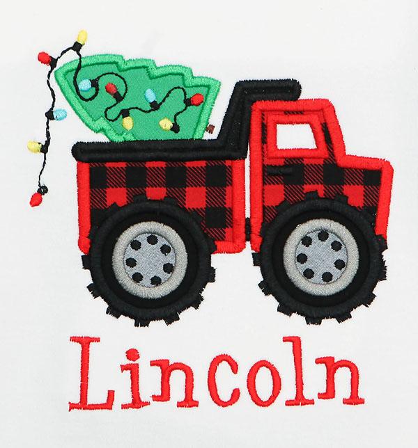 Boys Christmas Shirt, Boys Christmas Raglan, Boys Construction Christmas Shirt, Christmas Construction Shirt, Boys Christmas Tee, Custom