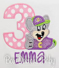 Chuck E Cheese Birthday Shirt or Onesies, Custom, Any Age, Any Colors