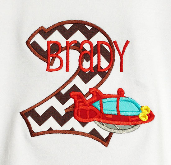 Little Einsteins Birthday Shirt