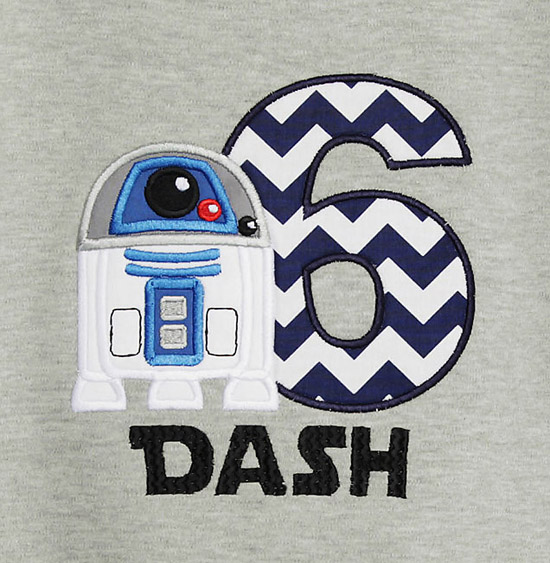 Boys Star Wars Birthday Shirt, R2D2, Darth Vader Birthday Shirt, Star Wars Shirt, R2D2 Shirt