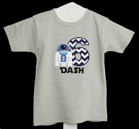 Boys Star Wars Birthday Shirt, R2D2, Darth Vader Birthday Shirt, Star Wars Shirt, R2D2 Shirt