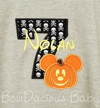 Pumpkin Mickey Shirt, Mickey Pumpkin Birthday Shirt, Halloween Mickey Birthday Shirt, Mickey Mouse