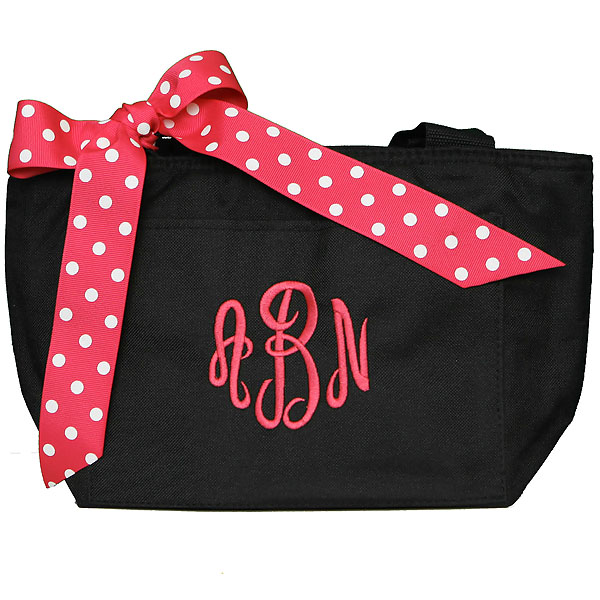Monogrammed Cooler/Lunch Bag, Custom