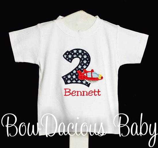Personalized Little Einstein Birthday Shirts For Kids, Custom