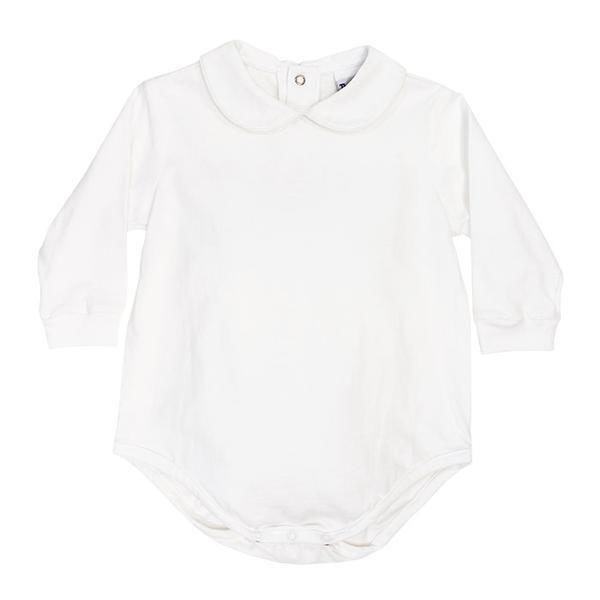 *ADD ON* Peter Pan Collar Onesie, 4 Colors to Choose From