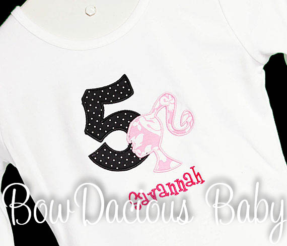 Barbie Birthday Shirt, 5th Birthday Shirt, Doll Party Shirt, Little Girl Birthday Shirt, Barbie Birthday Outfit, Barbie Shirt
