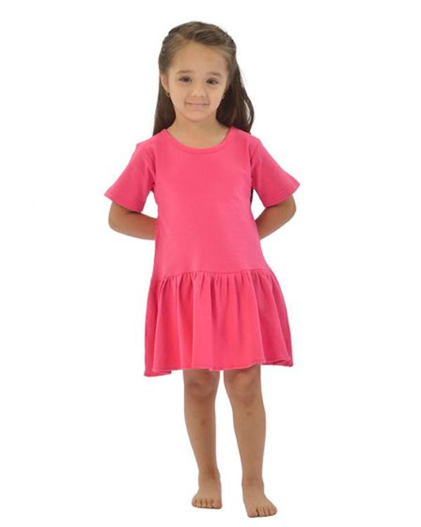 *Upgrade* Pleated Dress, Short Sleeves, *MUST* Be Purchased with a Design Shirt