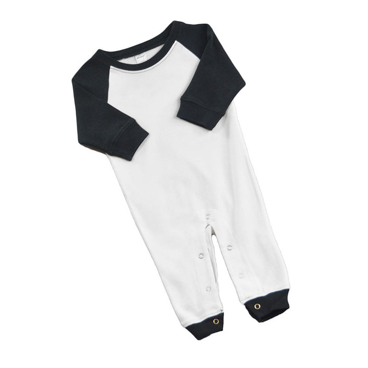 *Upgrade* Raglan Romper *MUST* Be Purchased with a Design Shirt