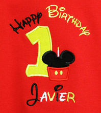 Mickey Mouse, Mickey Mouse Birthday, Personalized Birthday Shirt, Mickey Birthday, Minnie and Mickey, Disney, Shirt or Onesie, Custom