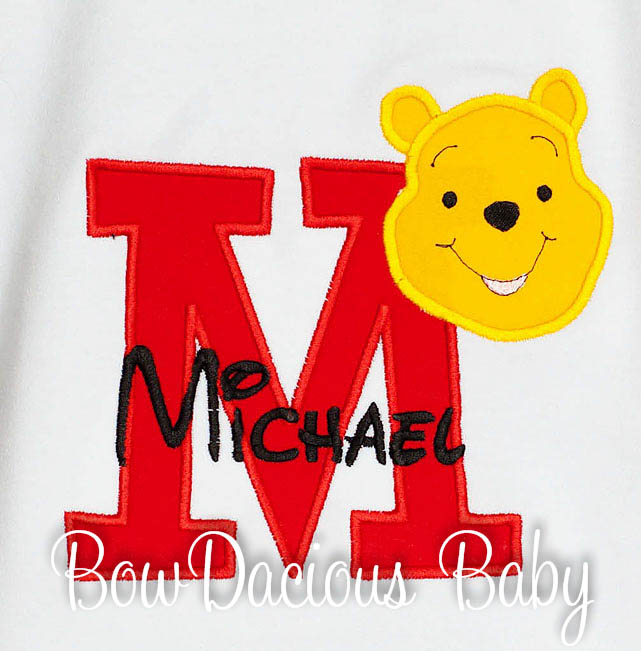 Winnie the Pooh Shirts and Onesies