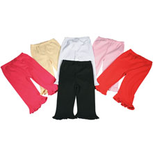*ADD ON* Ruffle Pants, 15 Colors to Choose From