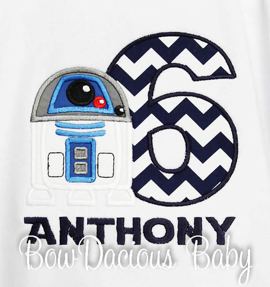 Star Wars Birthday Boy Shirt C3PO R2D2 Yoda-Star Wars, Starwars, Star Wars