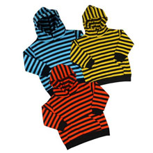 *Upgrade* Fleece Stripe Hoodie, *MUST* Be Purchased with a Design Shirt