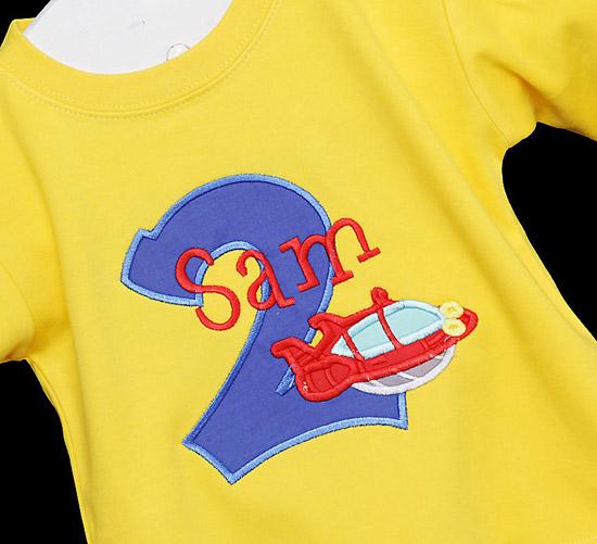 Little Einsteins Personalized Birthday Shirt or Onesie, Custom